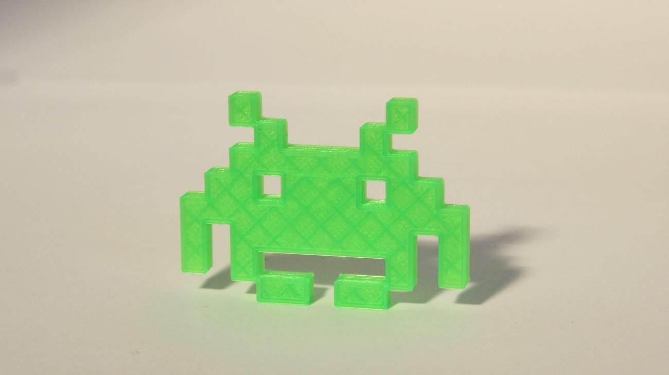 Magnet Invader 1.1 Vert