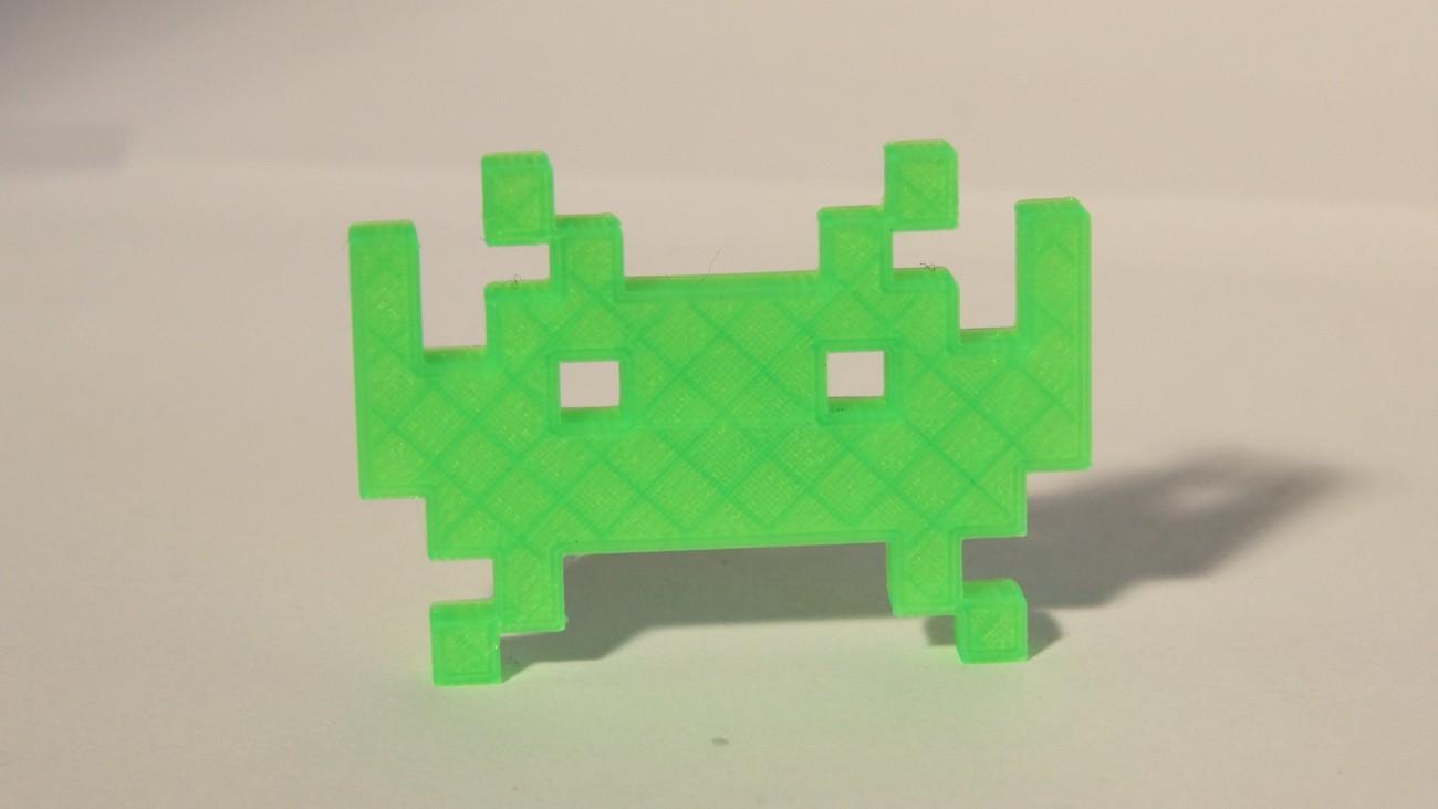 Magnet Invader 1.2 Vert