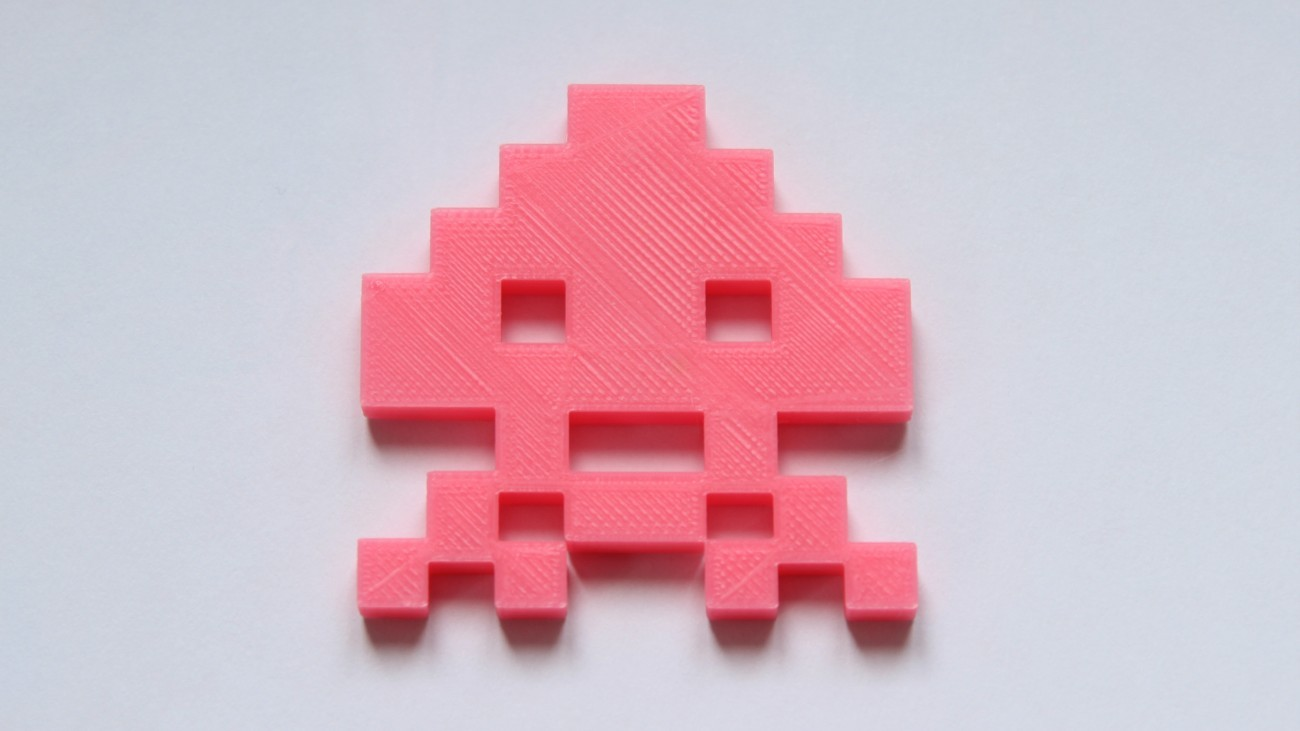 Magnet Invader 3.1 Rose