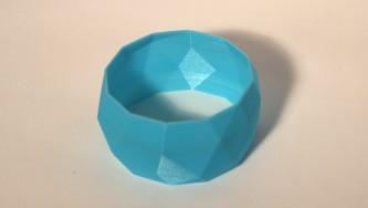 Bracelet Random Quads - Bleu