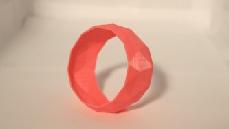 Bracelet Random Quads - Rose
