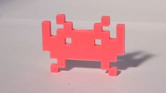 Magnet Invader 1.2 Rose
