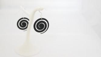 Boucle fantaisie Spirale
